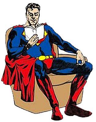 Superman and Me free essay sample - New York Essays